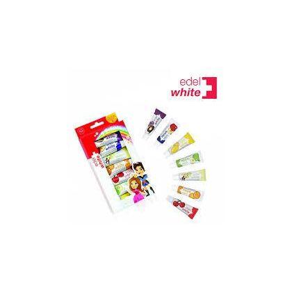 Детская зубная паста 7 фруктов Edel+White 7 Fruchtli