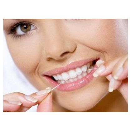 Professional teeth cleaning for...