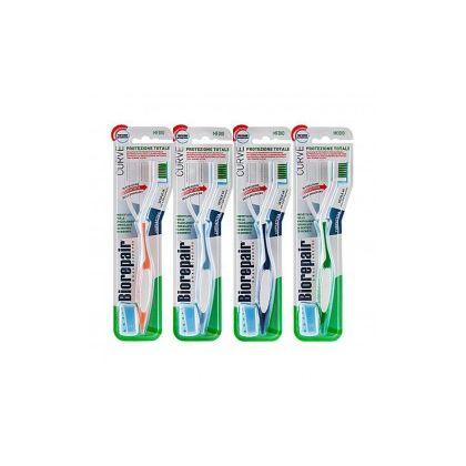 Biorepair Зубная щетка «Совершенная чистка» Medium, для ежедневного ухода