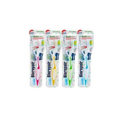 Biorepair Зубная щетка «Совершенная чистка» Medium Soft Джуниор 7-14 лет