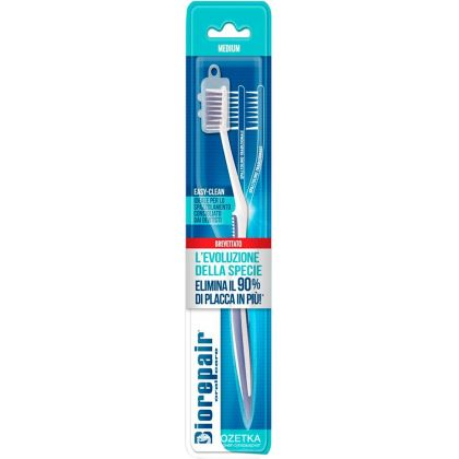 Toothbrush perfect cleaning of medium hardness BIOREPAIR