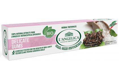 Toothpaste L'angelica Sensitive gums 75 ml
