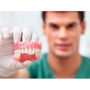 Inlays, veneers, dentures, crowns,